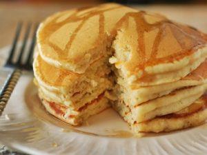 receta hot cakes faciles