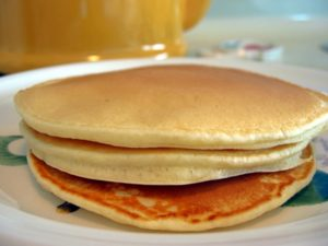 Receta Hot Cakes Gamesa