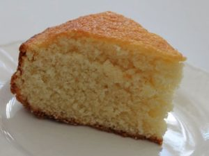 pastel con harina de hot cakes sencillo